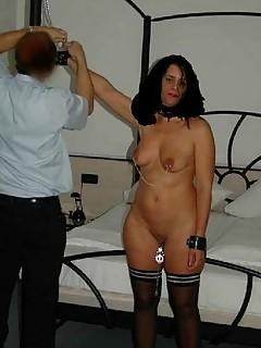 Bondage slut