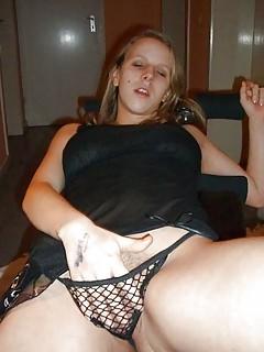 Orgasm faces of masturbating amateur females