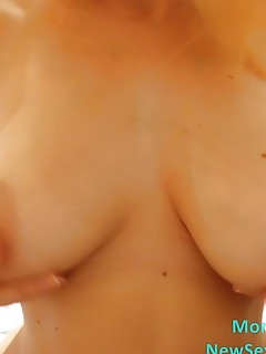 Horny Blonde Loves Sex