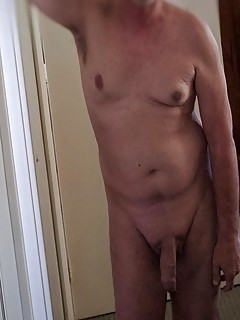 Love being nude
