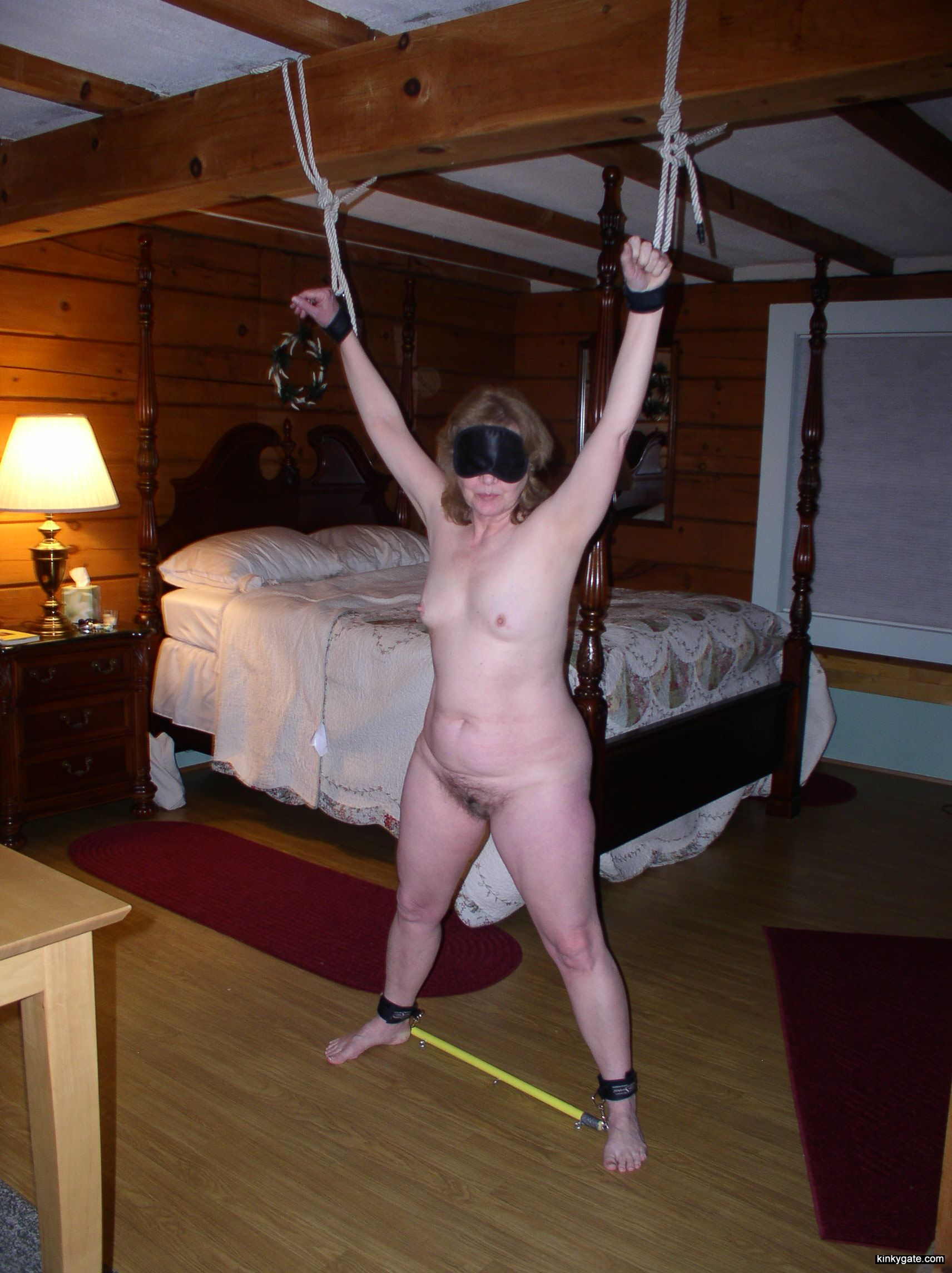My Wife Loves Bondage Sex