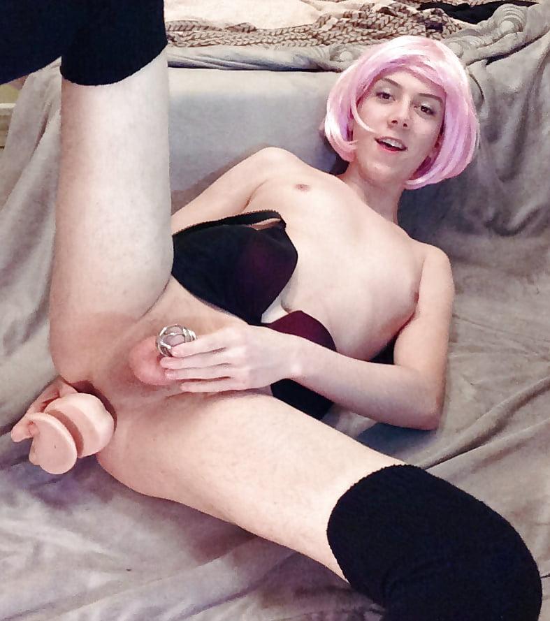 Amateur tits bent over