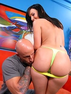 Big Ass Porno Bild