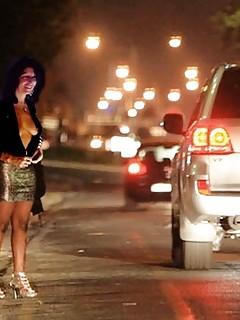 Adriana czech street amateur