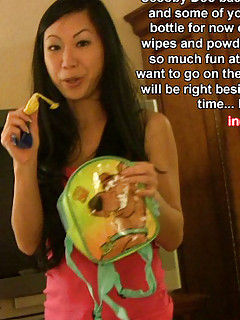 More ABDL mommies infantilism ageplay and diaper punishment