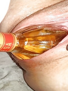 amateurs masturbating with all possible objects