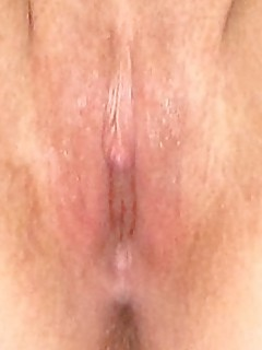 Teen pussy close up