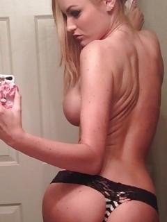 Beautiful Teen Nude Selfies