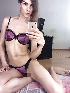 Russian Trannies Compilation