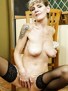 Horny mature chick collections