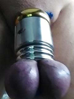 blue balls extrem