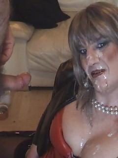 Mature British Tranny Slut