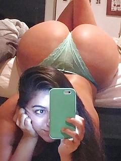 Sexy amateur asses 3
