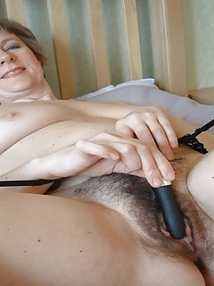 Wives masturbating in presence of their hubby