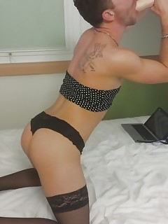 Me in Lingerie Ich in Dessous
